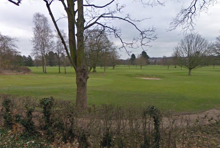 Batchwood Hall Golf Course & Sports Centre